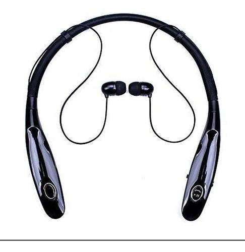 Auriculares Bluetooth 14 H Tiempo De Trabajo, Conductor De C