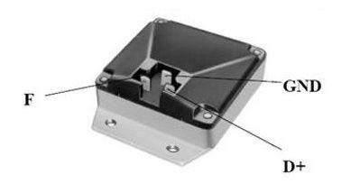Regulador De Alternador Tipo Bosch Ext. 3 Sal. 24v.