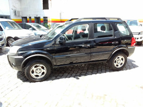 Ford Ecosport 1.6 2010 Mp3 4x2 Negra Permuto Financio