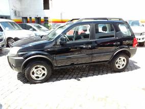 Ford Ecosport 1.6 2010 Mp3 4x2 Negra Permuto Financio