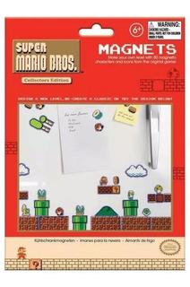 Imanes De Super Mario Bros Magnets