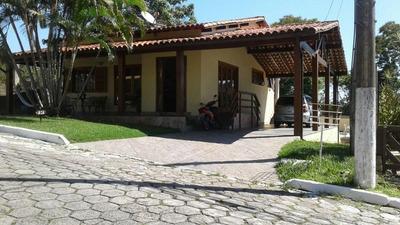 Casa Residencial À Venda, Sape, Niterói. - Ca0262