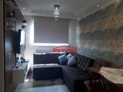 Apartamento Com 2 Dormitórios À Venda, 46 M² Por R$ 250.000,00 - Ermelino Matarazzo - São Paulo/sp - Ap1904