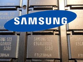 2 Memória Flash Nand Samsung Un32d5500 Un40d5500 Gravada