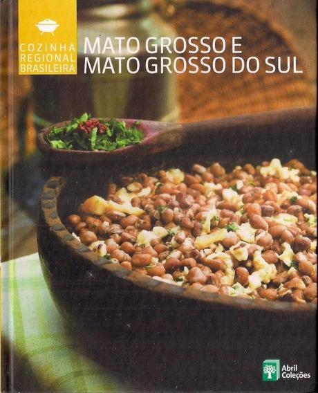 Livro- Cozinha Reginal Brasileira N. 14 Mato Grosso + Brinde