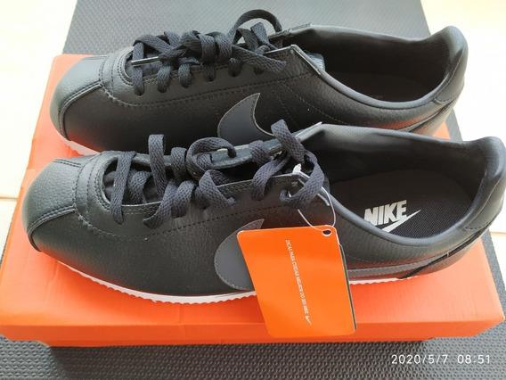 Tênis Nike Cortez Black