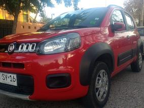 Fiat Uno Way 1.4 Año 2016 5.100.000