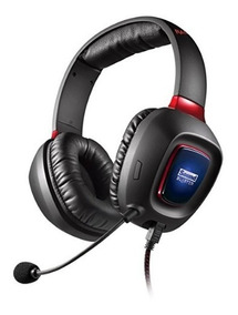 Headset Creative Sound Blaster Tactic3d Rage Usb - Leds Rgb