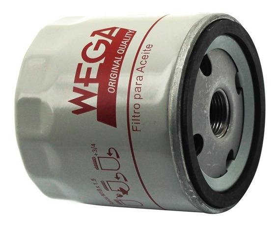 Filtro De Óleo Wega - Fusion V6 3.0 Edge 3.5 E Novo Edge 2.7