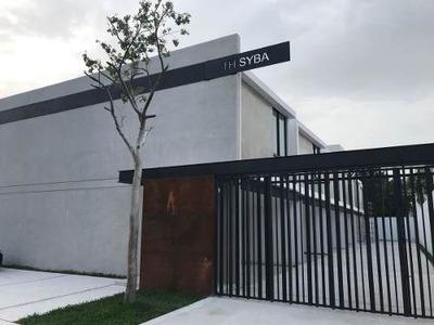 Syba Th Townhouse En Montes De Ame, Estrene