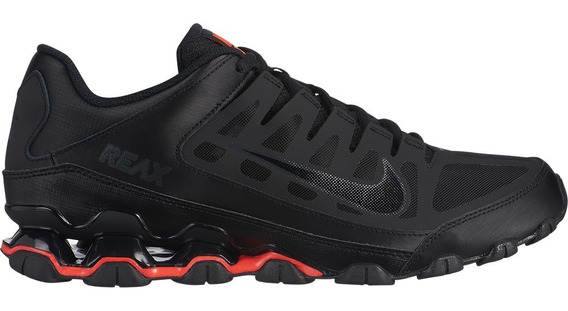 Tênis Nike Reax 8 Tr Mesh Preto Vermelho - 621716 060