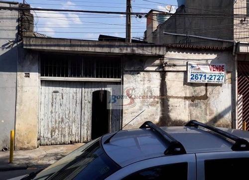 Imagem 1 de 4 de Terreno À Venda, 210 M² Por R$ 650.000,00 - Vila Santa Clara - São Paulo/sp - Te0289