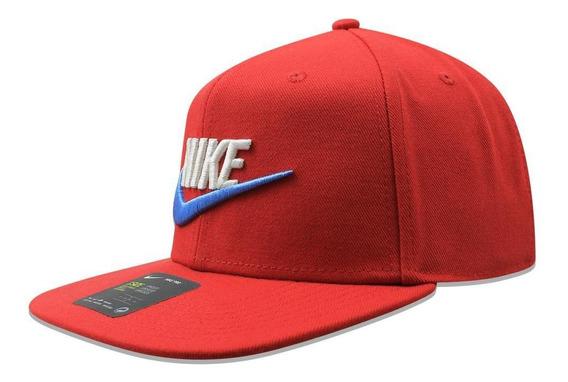 Gorra Nike Snapback 891284687 Rojo