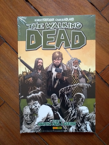 The Walking Dead - Volume 19 - Novo E Lacrado - Ed. Panini