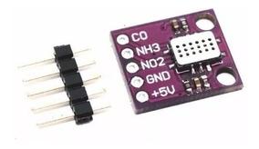 Sensor Amônia Metano Nh3 Mics-6814 Arduino Raspberry Pi Pic