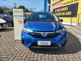 Honda Fit Fit 1.5 16v Ex Cvt (flex)