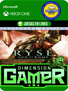 Ryse Son Of Rome Legendary Xbox One Online/offline