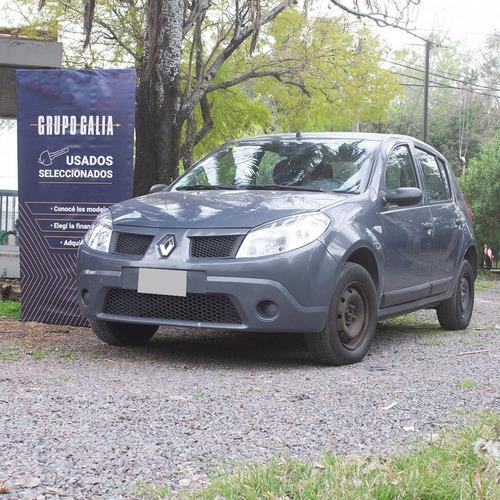 Renault Sandero Confort  1.6n Usados Seleccionados 44