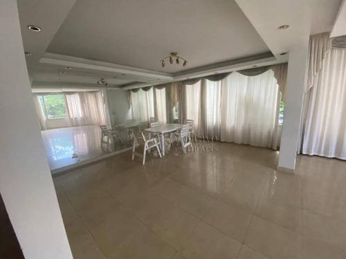 Imagem 1 de 25 de Apartamento Para Alugar, 240 M² Por R$ 6.800,00/ano - Copacabana - Rio De Janeiro/rj - Ap4004