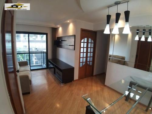 Apartamento A Venda No Bairro Vila Mariana Em São Paulo - - Ap356-1