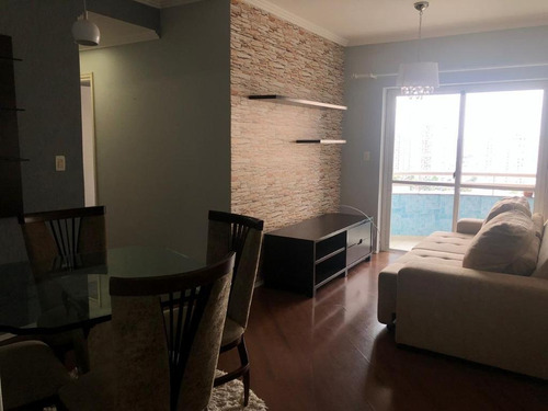 Imagem 1 de 17 de Apartamento Com 3 Dormitórios À Venda, 79 M² Por R$ 600.000 - Alto Da Mooca - São Paulo/sp - Ap7140