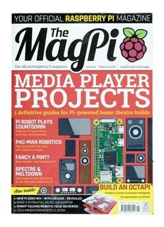 Revista Magpi #66 - Pronta Entrega!