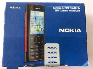 Celular Sencillos Nokia X2-00 Original Genuino Para Movistar