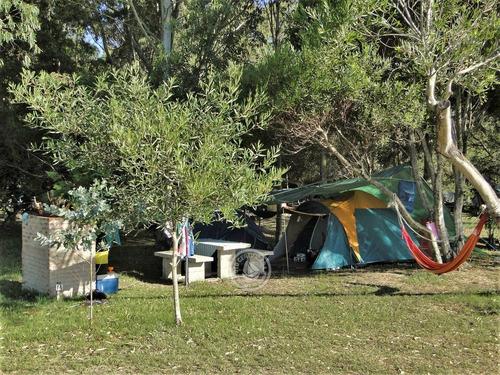 Camping Aguas Dulces En Aguas Dulces