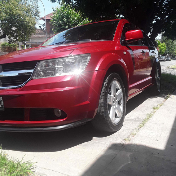 Dodge Journey 2.7 Rt Atx (3 Filas) 2011
