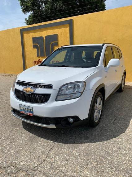 Chevrolet Orlando Automática