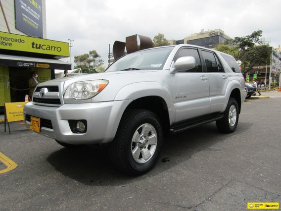 Toyota 4 Runner Limited 4wd At 4000