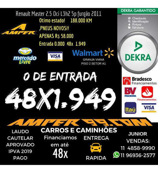 Renault Master 2.5 Dci L3h2 5p 2011