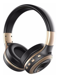 Auricular Bluetooth Wireless Headphone Efftec Play Ef7312