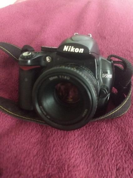 Câmera Profissional Nikon D5000