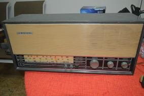 Radio Antigo Philips De Mesa Tipo Noveleiro Transistorizado