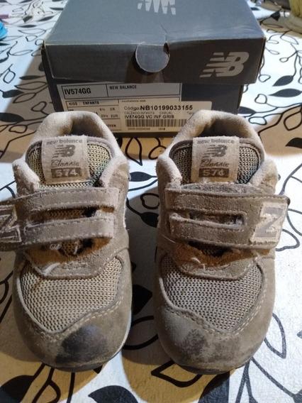 Zapatillas Trekking New Balance en Bs.As. G.B.A. Sur en