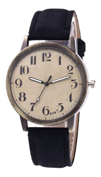 K118jewelry Relógios Relógio De Pulso De Aço Inoxidável