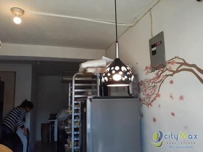 Citymax Mix Vende Derecho De Llave De Panadería En Zona 11