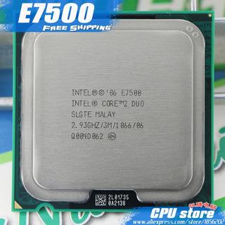 Procesador Intel Core 2 Duo 2.93 Ghz Para Socket 775