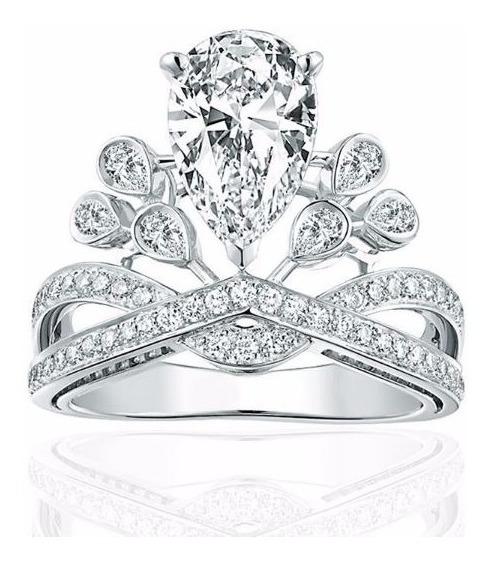 Anel Coroa Ajustável