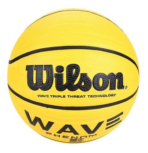 Imagem 1 de 3 de Bola Basquete Wilson Wave Phenom 295 Confira