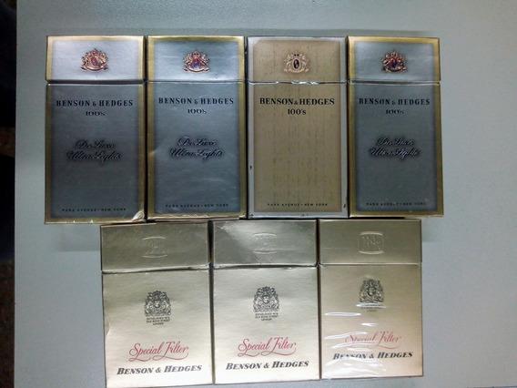 Marquillas Box De Cigarrillo Antiguas Vacias (lote X 40)
