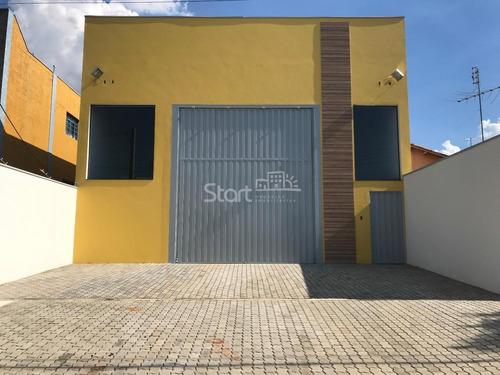 Imagem 1 de 15 de Galpão Para Aluguel Em Jardim Nilópolis - Ga088456