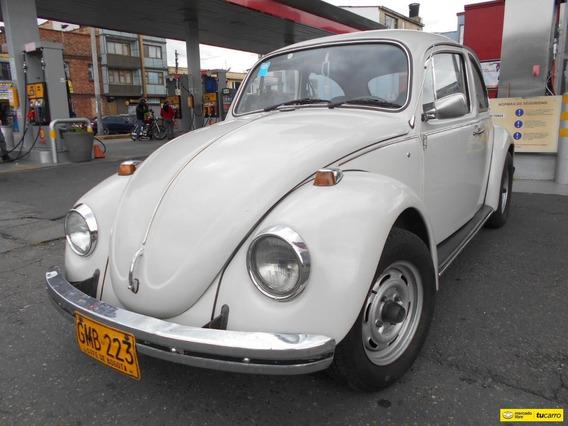 Volkswagen Escarabajo 1.5