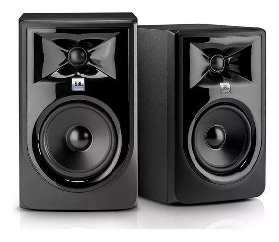 Monitores Jbl 305p Mkii 3s/par/novo Na Caixa/promoção/bivolt