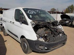 Ford Transit 4p Van Larga L4 2.2 T Diesel Manual, !!ganela!!