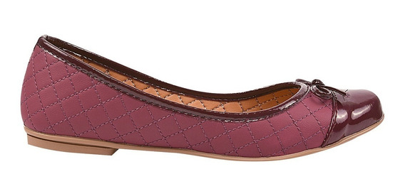 Sapatilha Sapato Feminina Chiquiteira Chiqui/5426