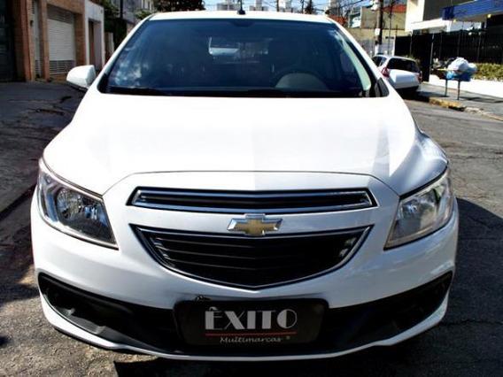 Chevrolet Onix Hatch Lt 1.0 8v Flex Manual Branco 2013
