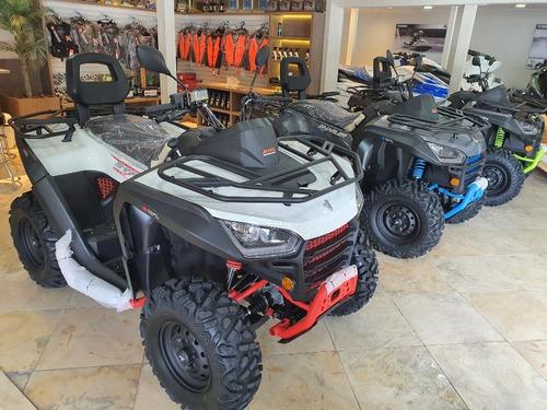 Imagem 1 de 4 de Atv Segway Snarler 570 Quadriciclo Honda Fourtrax 420 Cf 520