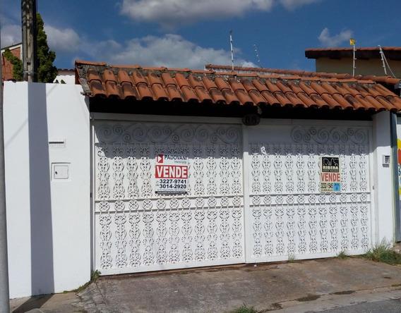 Casa Com 3dorms/suite/escritório/4vagas/local Privilegiada